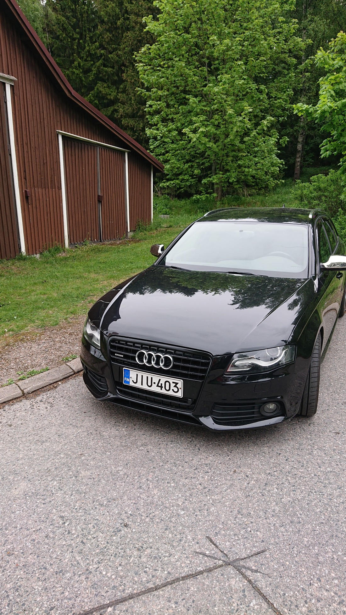 Life with Audi – My car, named Black Lugia